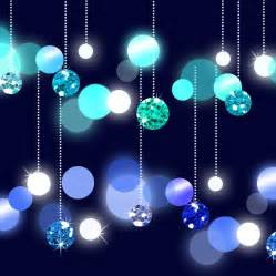 dangling lights clip art glitter bokeh string lights six