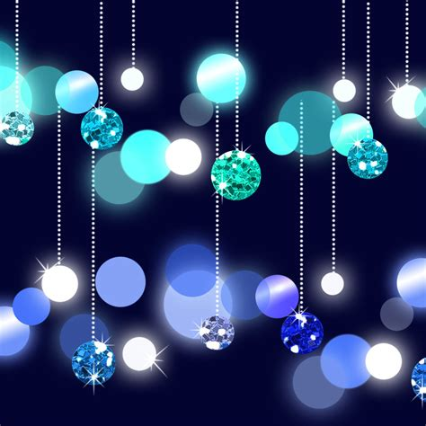 sparkling lights clipart