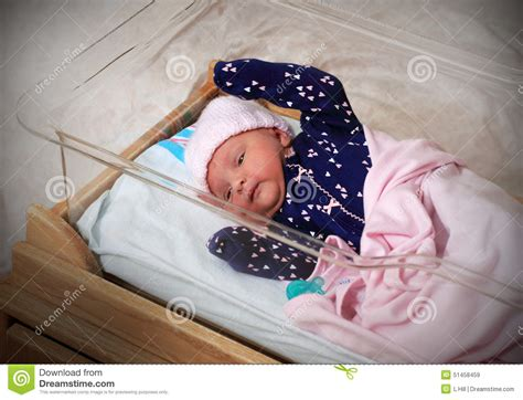 infant baby going home stock image image of child