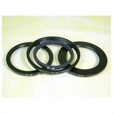 Turun Harga Metal Step Up Ring Filter Adapter Step Up 52 72 Mm 52mm step ring price harga in malaysia wts in lelong
