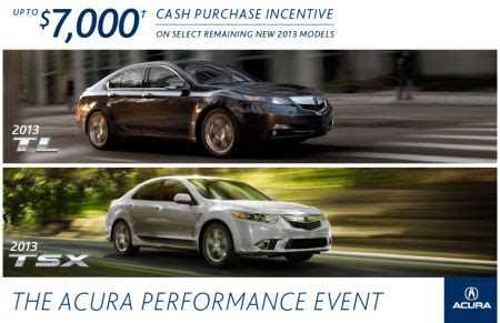 acura promotions acura promotions deals rebates toronto acura sherway