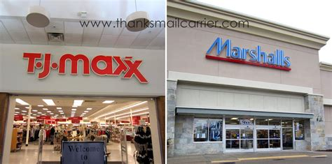 tj maxx thanks mail carrier refresh for less with t j maxx and marshalls review
