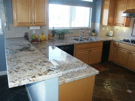 Delicatus Granite Countertops kb factory outlet add a neutral look to your kitchen with