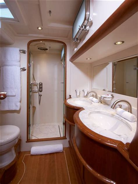 boat bathroom amusing 90 luxury yacht bathrooms inspiration design of