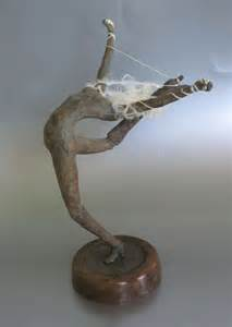 How To Make Paper Mache Sculptures - momentum paper mache sculpture erika takacs sculpture