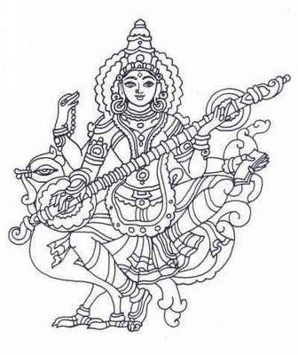 saraswati tattoo designs the world s catalog of ideas
