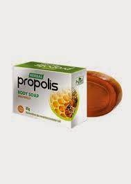 Hpai Sabun Propolis Transparan Propolis Soap sabun propolis transparan hpai toko herbal di surabaya