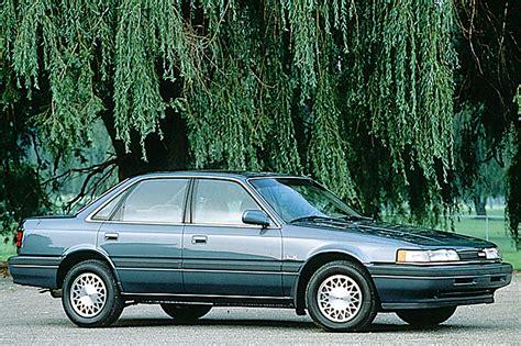 1990 92 mazda 626 consumer guide auto