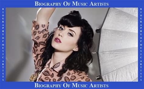 katy perry a biography book biography of music artists biography of katy perry
