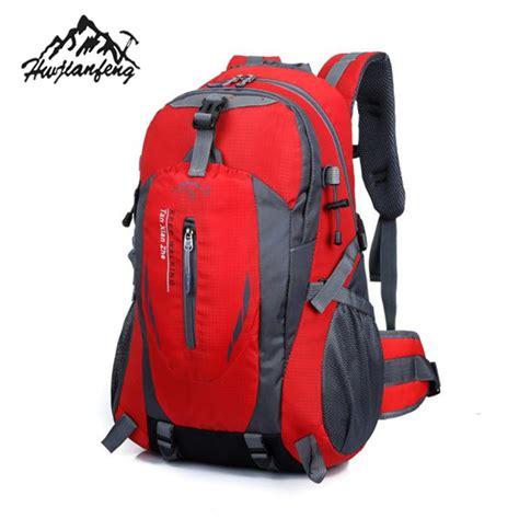 Backpack Premium premium unisex 40l outdoor hiking cing waterproof travel luggage rucksack backpack bag