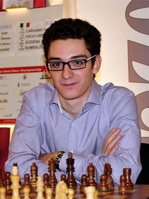 Gamis Gm C18 the chess of fabiano caruana