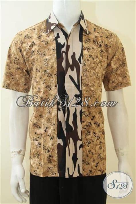 Batik Army hem batik motif doreng army batik kerja keren til