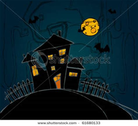 haunted house 2 doll clip haunted clipart inside haunted house pencil and in color