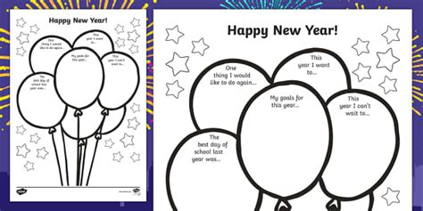 new year eyfs twinkl happy new year activity sheet new year worksheet activity