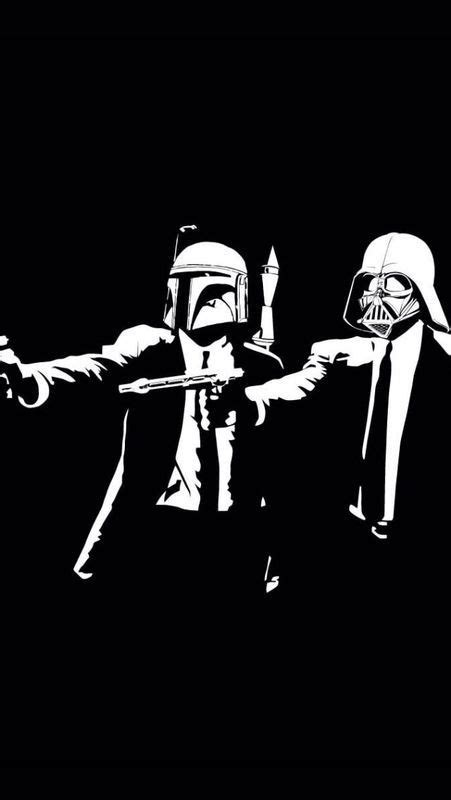 wallpaper iphone 5 pulp fiction pulp fiction meets star wars iphone 5 wallpaper iphone 6