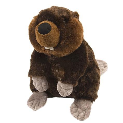 stuffed animals plush beaver 12 inch stuffed animal cuddlekin by republic