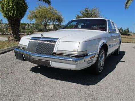 small engine repair training 1992 chrysler imperial parental controls buy new 1992 chrysler imperial classic that runds great looks great in jacksonville florida