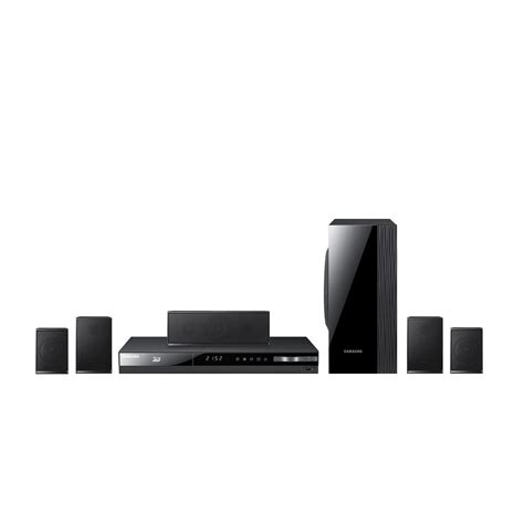 Home Theater Samsung samsung ht e4500 za 5 1 1000w smart 3d home theater ht e4500 sears outlet