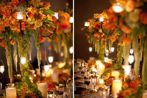 addobbi con candele centrotavola per il matrimonio con candele tante idee