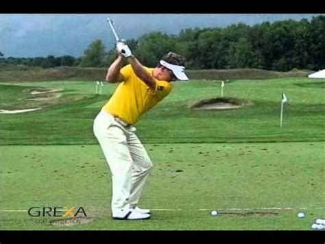 consistent golf swing drills luke donald slow motion golf swing here is a good slow