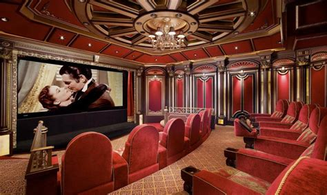 creative home theater design ideas interiorsherpa