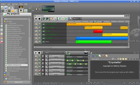 Garageband Linux Garageband For Windows Lmms To The Rescue Software