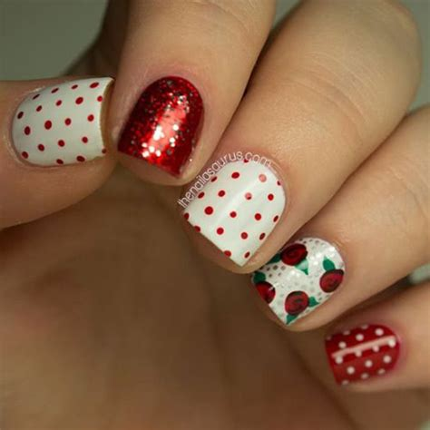 Weihnachts Nägel 2017 by 18 Easy Nail Designs Ideas Trends