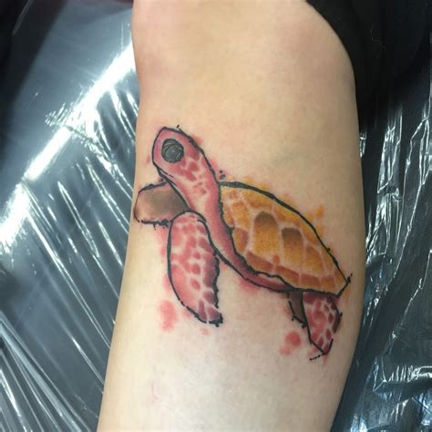 funhouse tattoo watercolor tattoos funhouse san diego