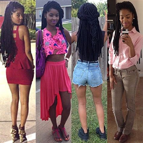can you start off yarn braids into locs 17 best images about yarn locs on pinterest protective