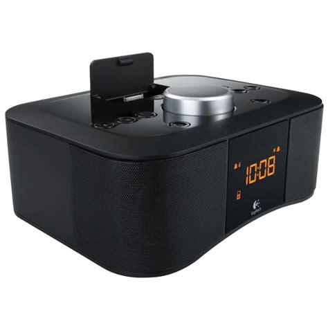 ipod docks with speakers on ebay logitech s400i 30 pin alarm clock speaker dock for ipod iphone 4 4s 5099206031432 ebay
