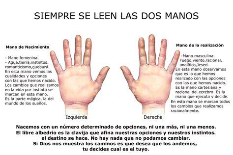 libro de la mano de siempre se leen las dos manos quiromancia quiroterapia