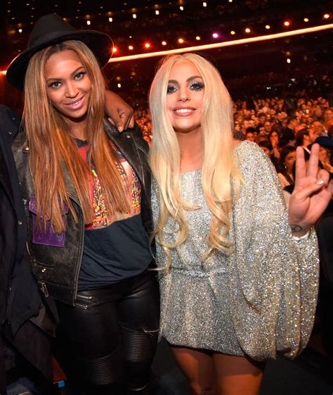 beyonce gag will beyonc 233 be surprise guest during lady gaga s super