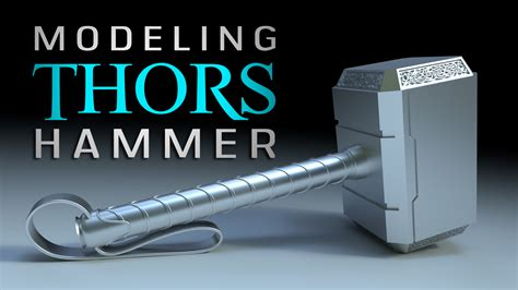 tutorial blender step by step beginner s blender tutorial modeling thor s hammer