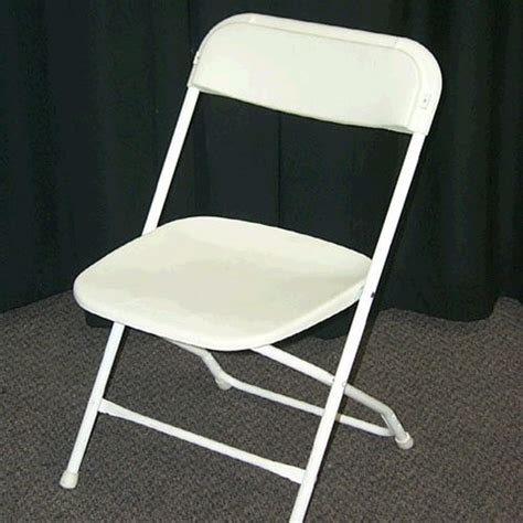 chair child size folding white rentals ft wayne in where