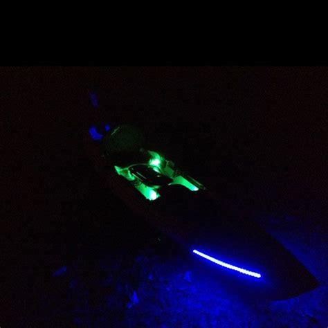 kayak lights for fishing led kayak lighting kits rockwood led kayak fishing lights