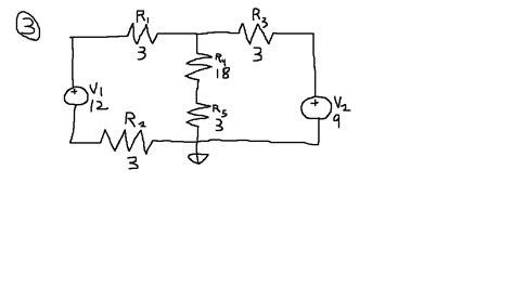resistor problem exles problem 1 demonstrate ohms for resistors chegg