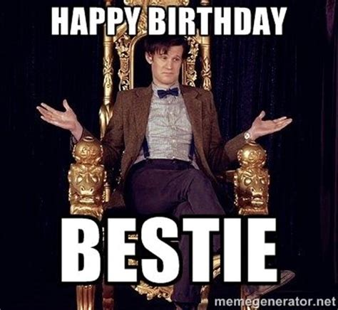 Doctor Who Birthday Meme - doctor who meme doctor who and 11th doctor on pinterest