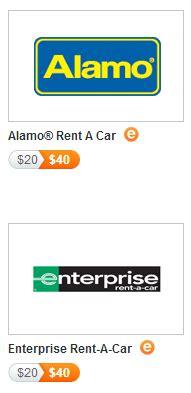 Enterprise Car Rental Gift Card - maximizing discover rewards car rentals frequent miler
