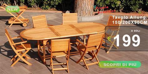 offerte tavoli da esterno offerte tavoli da giardino idee di design per la casa