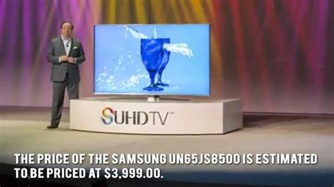 Samsung 65inch 4k Smart Tv Uhd Ua65mu6100k samsung un65js8500 65 inch 4k ultra hd smart led tv review
