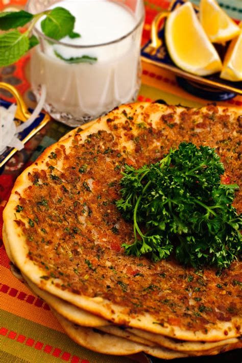 ottoman cuisine recipes image gallery lahmacun recipe