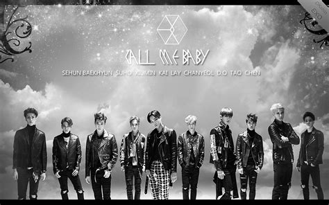 wallpaper exo call me baby exo 2nd album call me baby exodus wallpaper by