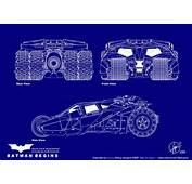 Batman Tumbler Blueprints Images &amp Pictures  Becuo