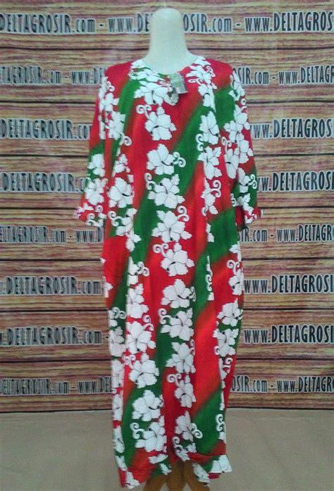 Daster Rempel Jumbo gudang baju daster batik katun murah gudangdaster