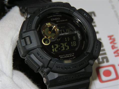 G Shock Gw 9300 Black g shock mudman black gold gw 9300gb 1jf