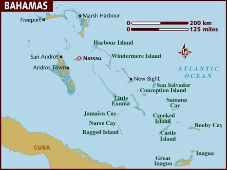 map of usa and bahamas maps united states map bahamas