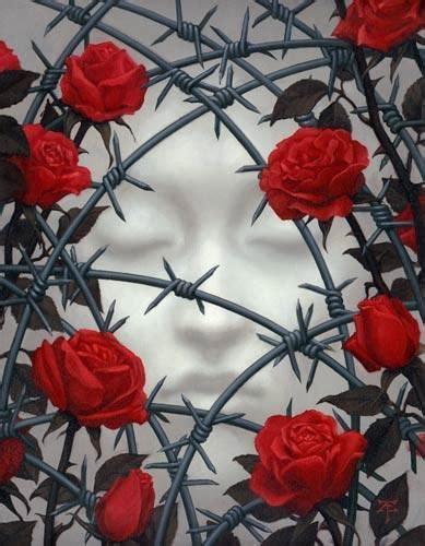 gallery gt rose thorns wallpaper