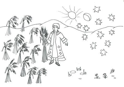 biblische figuren zeichnen ausmalbilder zur josefsgeschichte kinderstunde