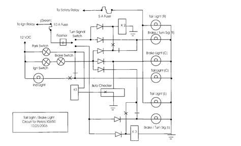 brake light wiring diagram images