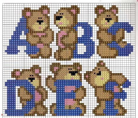 bead pattern worksheet 1038 best images about monogramas e letras on pinterest